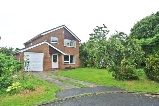 4 bed detached house for sale in Kennedy Close, Lancaster