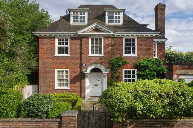 Thumbnail Detached house for sale in Norfolk Road, St John's Wood, London