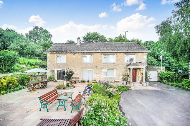 Thumbnail Detached house for sale in Lacock Road, Patterdown, Chippenham