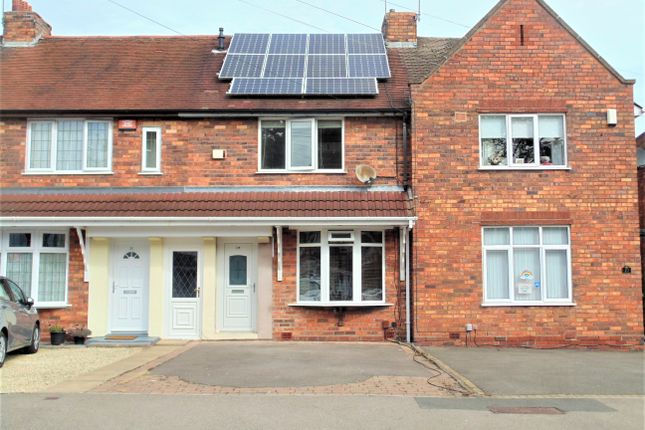Thumbnail Terraced house for sale in Tideswell Road, Birmingham