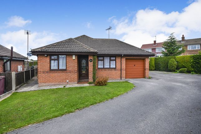 Thumbnail Bungalow to rent in Recreation Close, Blackwell, Alfreton