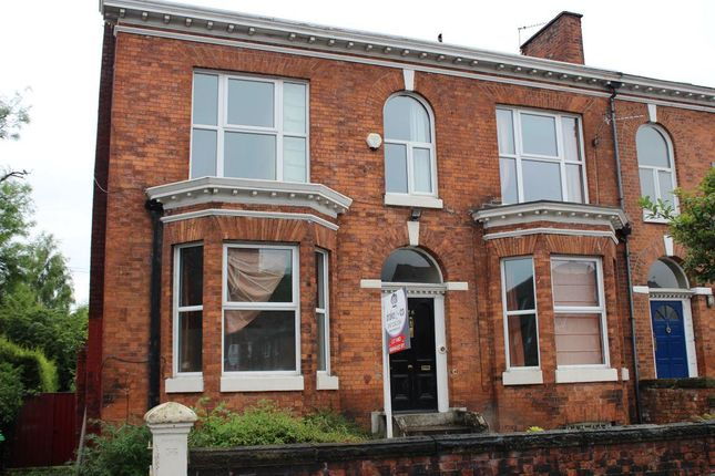 Thumbnail Property to rent in Brook Road, Fallowfield, Manchester