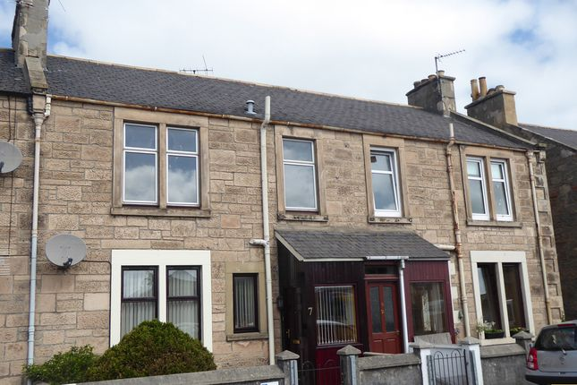 Thumbnail Flat for sale in Victoria Crescent, Elgin