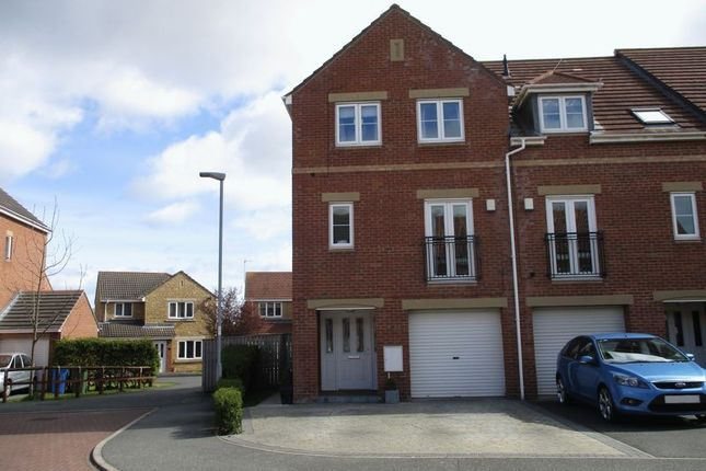 Thumbnail Semi-detached house for sale in Heather Lea, Blyth