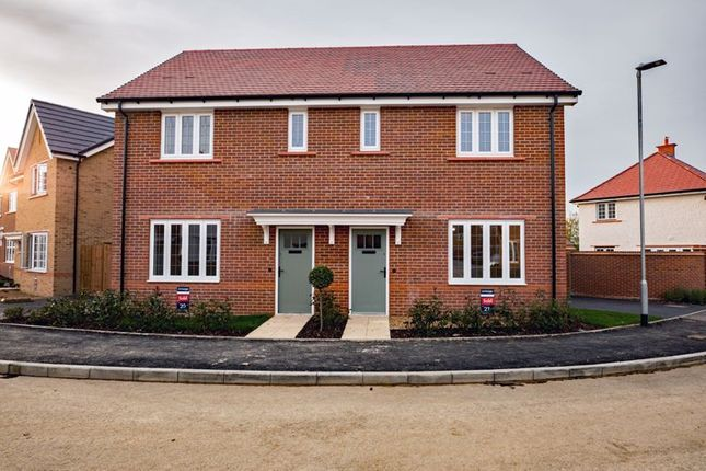 Thumbnail Semi-detached house to rent in Folly Road, Swavesey