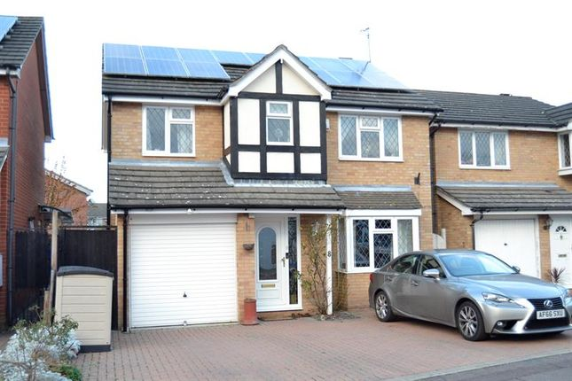 Thumbnail Detached house for sale in Flanders Field, Colchester