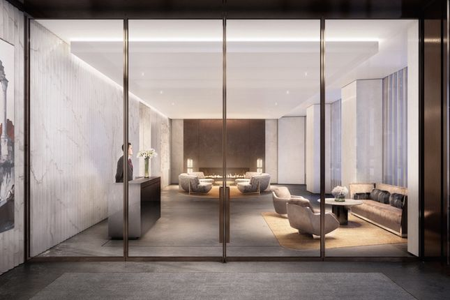 100E53Rd Lobby With Concierge