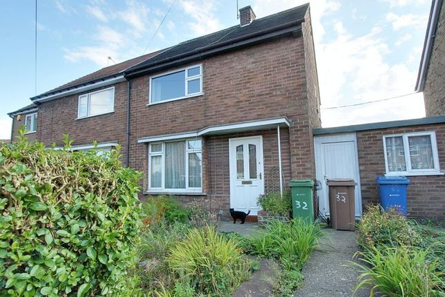Semi-detached house for sale in Grimston Road, Anlaby, Hull