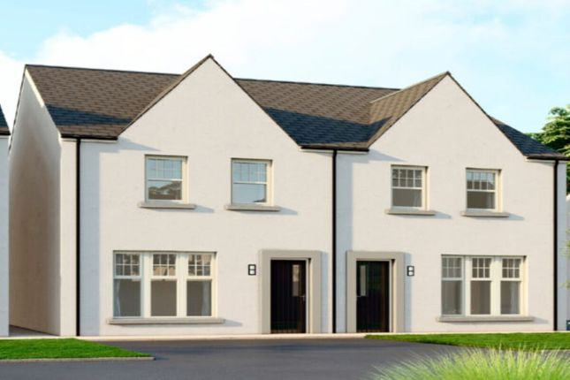 3 bed semi-detached house for sale in - The Mayne, Ashbourne Manor, Belfast Road, Carrickfergus BT38