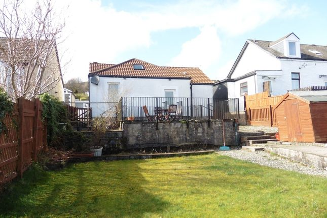 Thumbnail Detached bungalow for sale in 124 Alexander St, Dunoon
