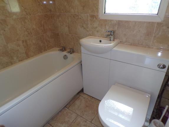 Bathroom of Glan Gwna Estate, Llanbeblig, Caeathro, Caernarfon LL55