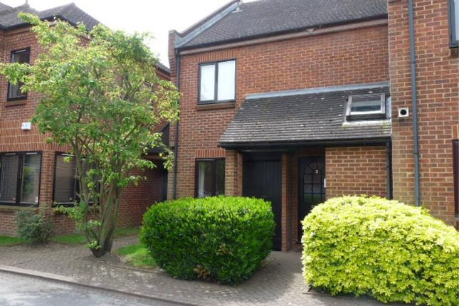 Thumbnail Terraced house to rent in Station Road, Twyford, Reading