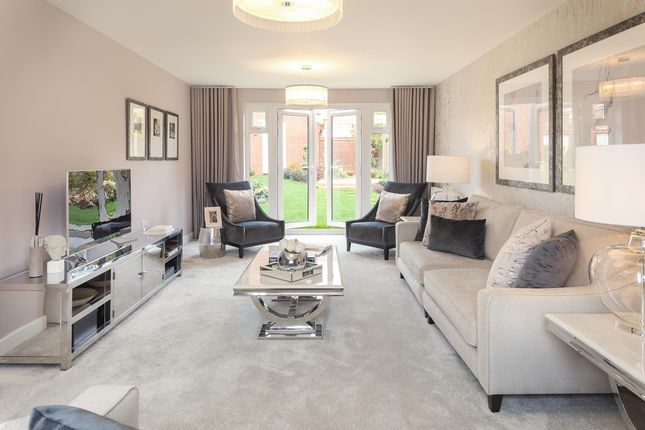 """Thumbnail Detached house for sale in """"Henley"""" at Brookfield, Hampsthwaite, Harrogate"""