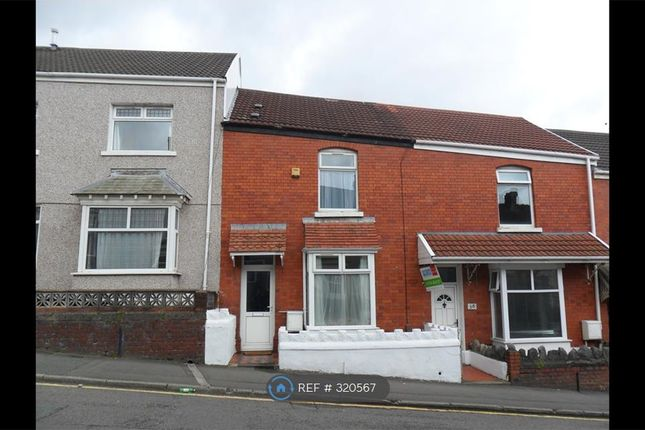 Thumbnail Terraced house to rent in Rhyddings Park Road, Brynmill, Swansea