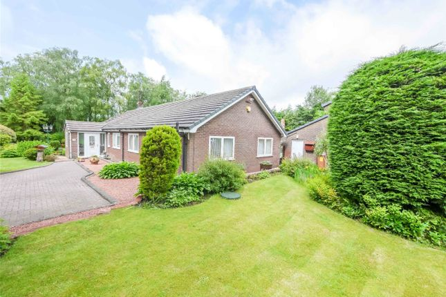 Thumbnail Detached bungalow for sale in 18 Rheda Park, Frizington, Cumbria