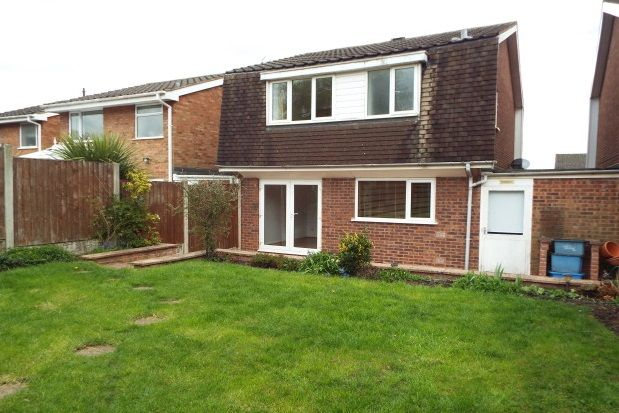 Thumbnail Property to rent in Windsor Close, Perrycrofts, Tamworth