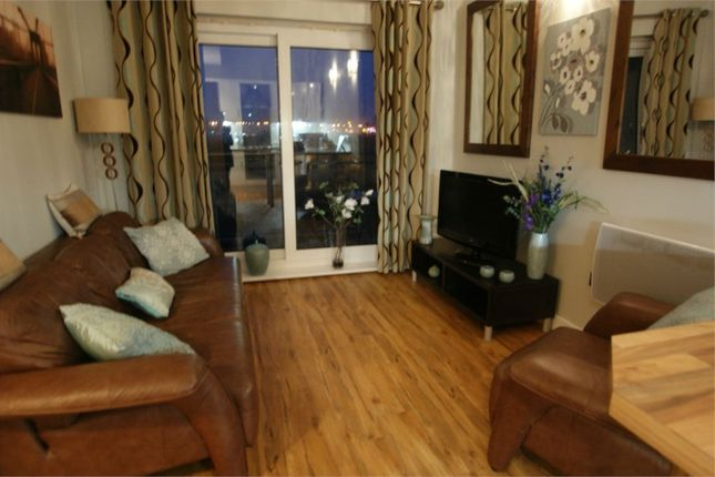Thumbnail Flat to rent in Britannia Apartments, Copper Quarter, Swansea