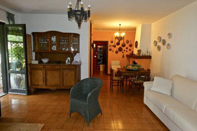 Livign Room of Via Case Sparse, Domaso, Como, Lombardy, Italy