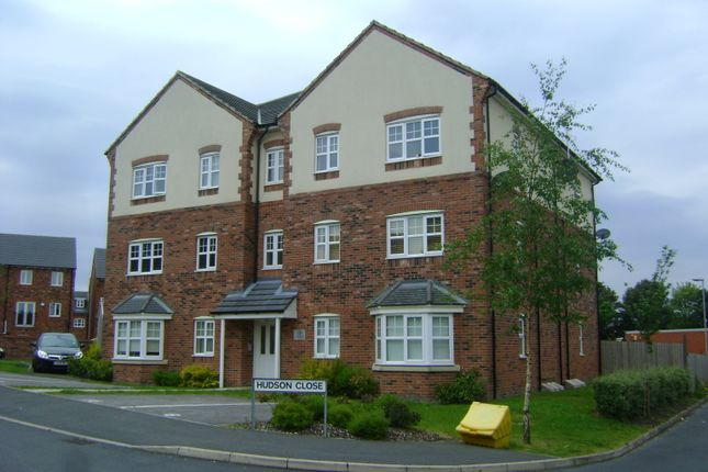 Thumbnail Flat to rent in Hudson Cose, Bolton