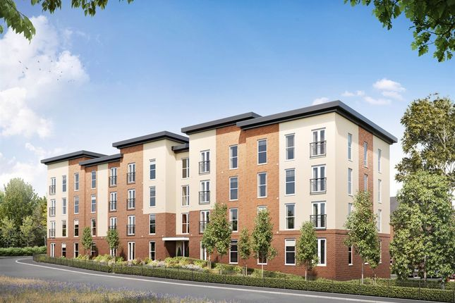 "1 bed flat for sale in ""One Bedroom Apartment"" at Arkell Way, Birmingham B29"