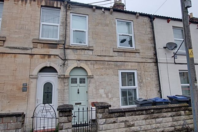 Thumbnail Terraced house to rent in Gloucester Road, Trowbridge