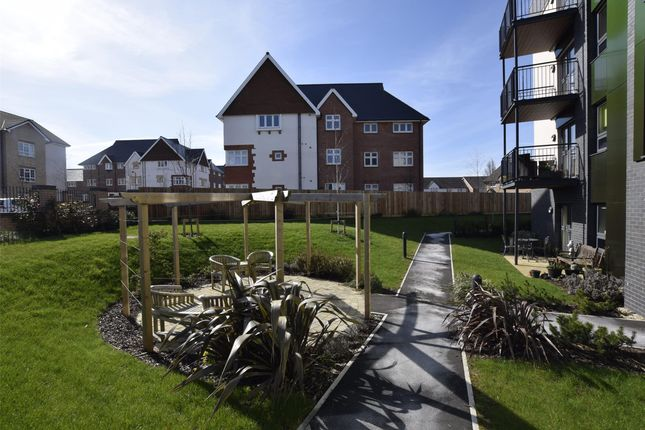 Thumbnail Flat to rent in Cheswick Court, Long Down Avenue, Stoke Gifford, Bristol