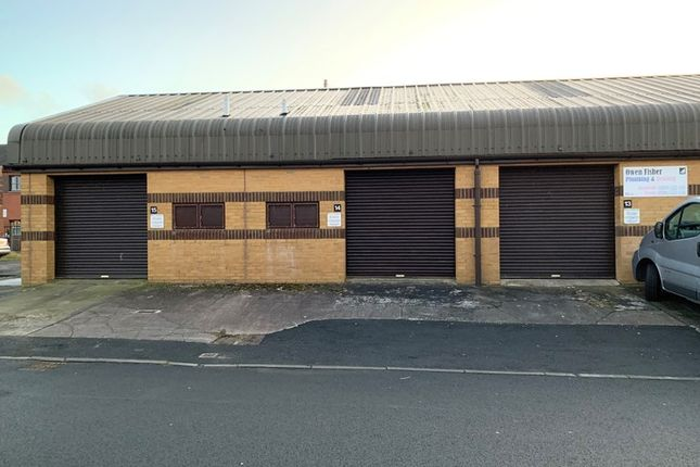 Thumbnail Industrial to let in Hill Street, Ardrossan