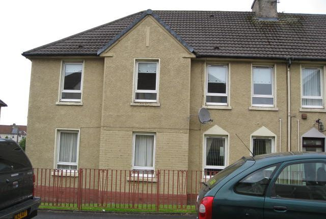 Thumbnail Flat to rent in Park Street, Airdrie, North Lanarkshire, 0Jp