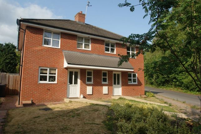 Thumbnail Semi-detached house to rent in Charlton Road, Andover, Hampshire