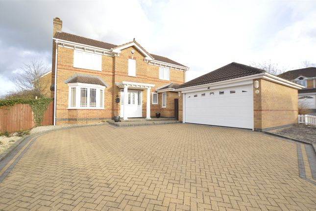 Thumbnail Detached house for sale in Harts Croft, Yate, Bristol