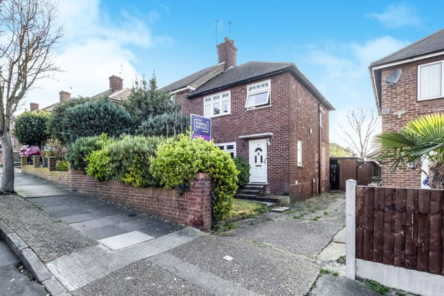 Thumbnail Semi-detached house for sale in Clitheroe Road, Romford