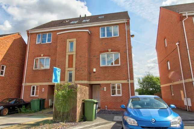 Thumbnail Flat for sale in Bourne Drive, Langley Mill, Nottingham