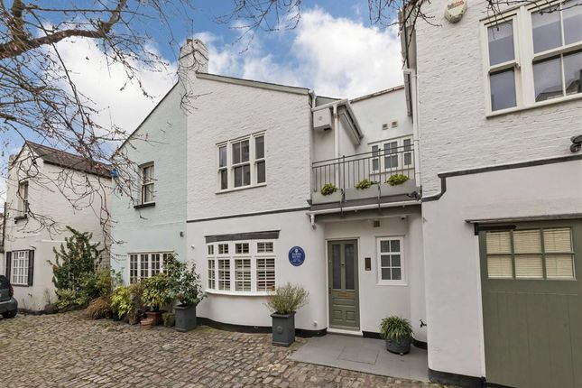4 bed property for sale in Normand Mews, London