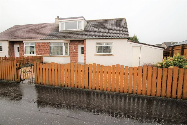 Thumbnail Semi-detached house for sale in Starlaw Crescent, Bathgate