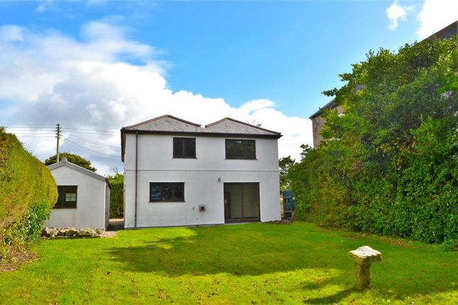 Thumbnail Detached house for sale in Chapel Road, Leedstown, Hayle