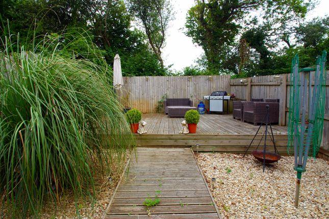 Thumbnail Semi-detached house to rent in Banc-Yr-Allt, Bridgend