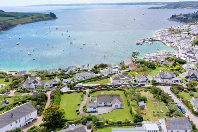 Thumbnail Bungalow for sale in Pedn-Moran, St Mawes, Truro, Cornwall