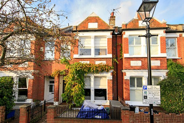 Thumbnail Terraced house to rent in Beaumont Avenue, Richmond