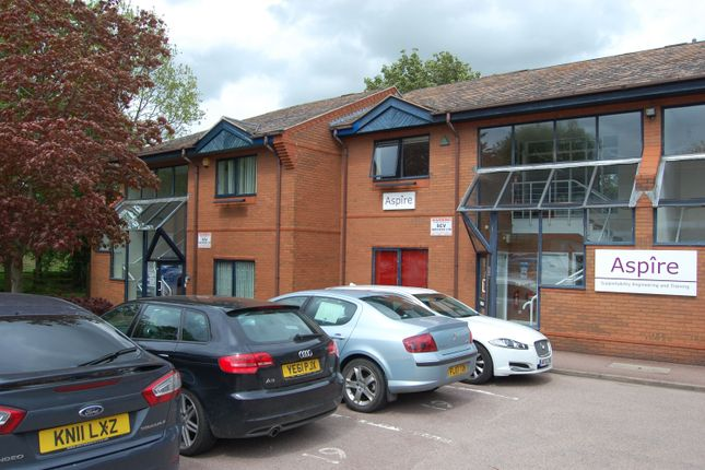 Thumbnail Office for sale in Amber Business Village, Amber Close, Amington, Tamworth