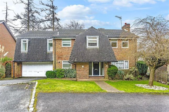 Thumbnail Detached house for sale in Highwoods, Caterham, Surrey