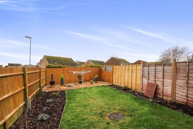 Thumbnail End terrace house for sale in Coney Furlong, Peacehaven