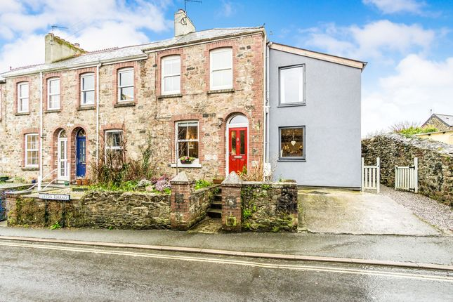 Thumbnail End terrace house for sale in Clifton Terrace, Plymouth Road, South Brent