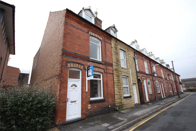 Thumbnail End terrace house to rent in Wilkinson Avenue, Beeston, Nottingham
