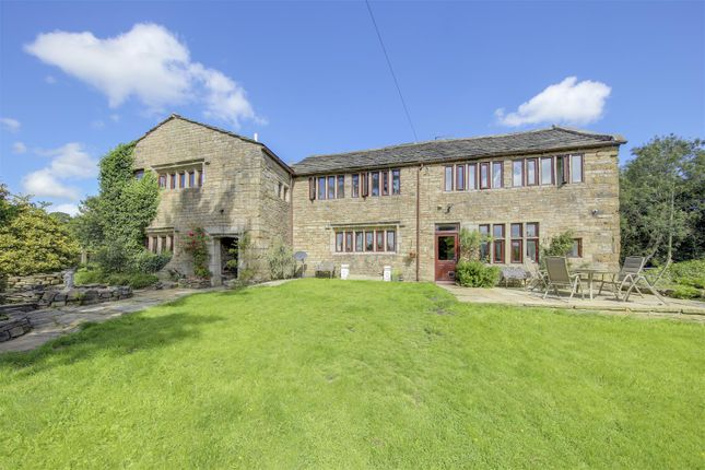 Thumbnail Detached house for sale in Tunstead, Stacksteads, Bacup, Lancashire