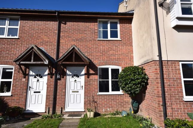 2 bed terraced house to rent in Priors Drive, Old Catton, Norwich NR6