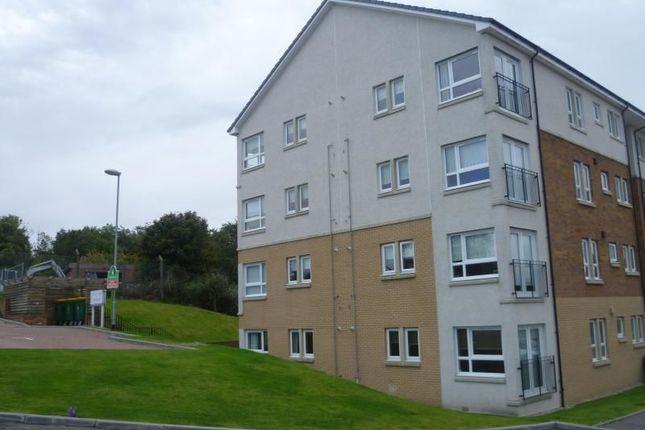 Thumbnail Flat to rent in St Mungos Road, Cumbernauld