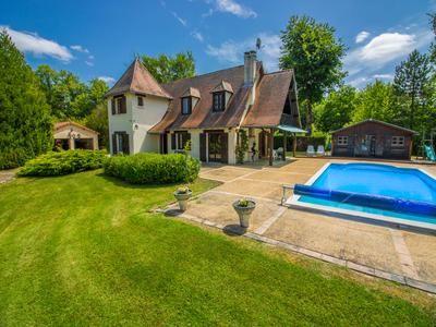 5 bed property for sale in Milhac-De-Nontron, Dordogne, France