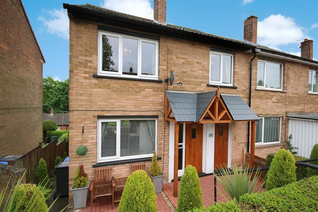 Thumbnail End terrace house for sale in Fraser Crescent, Sheffield