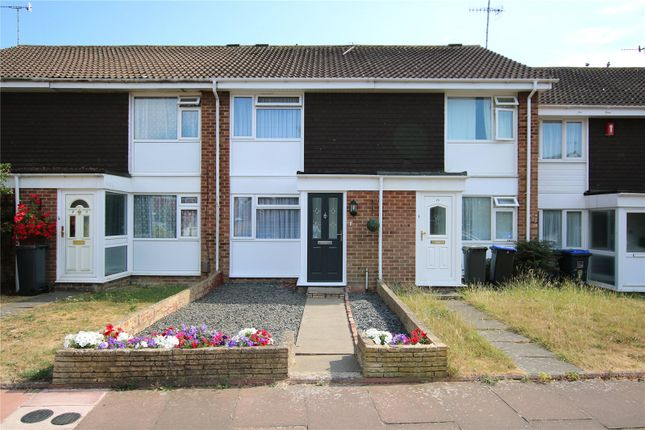 Thumbnail Terraced house for sale in Vancouver Road, Worthing, West Sussex