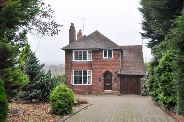 Thumbnail Detached house for sale in Bristol Road South, Northfield, Birmingham
